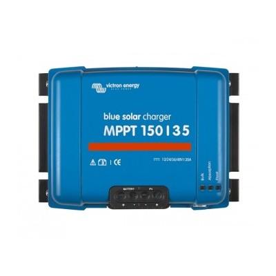Regulador maximizador 35A y 12v/24/48v MPPT 150/35 Victron