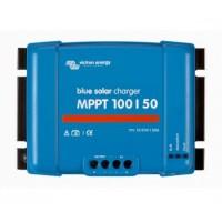 Regulador maximizador 50A y 12v/24v con MPPT 100/50 Victron