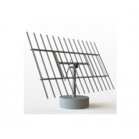 Seguidor Solar 70 m2 2ejeS Mod.D100 DEGERenergie
