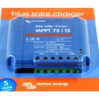 Regulador Maximizador de 15 A y 12v/24v MPPT 75/15 VICTRON