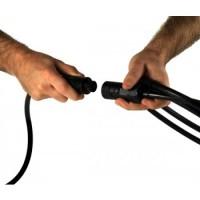 Cable principal a 230v de 1.8 m para microinversor de APS
