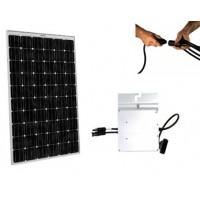 Kit solar autoconsumo inversor 500W - OFERTA ESPECIAL -