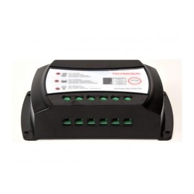Regulador 10A -12/24V ELECSUN 2.0 -USB para luminaria PROBISOL