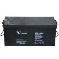 Bateria monoblock AGM 12v-180A (C10) 6FM180X VISION BATTERY