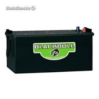 Bateria gel ciclo profundo 12V 160AH  C100 BLACKBULL