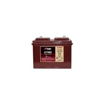 Bateria vasio abierto 6V 271Ah C100  TE35 TROJAN