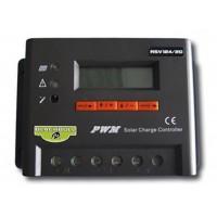 Regulador PWM Mod.RSV 12/24V 20Ah BLACKBULL