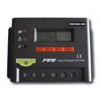 Regulador PWM Mod.RSV 12/24V 30Ah BLACKBULL