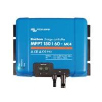 Regulador maximizador Blue Solar 60A y 12v/24v/48v  con MPPT 150/60 MC4 Victron