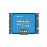 Regulador maximizador Blue Solar 70A y 12v/24v/48v  con MPPT 150/70 Tr Victron