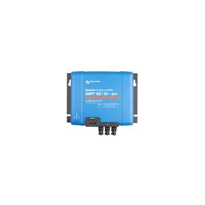Regulador maximizador Blue Solar 85A y 12v/24v/48v  con MPPT 150/85  MC4 Victron
