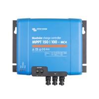 Regulador maximizador Blue Solar 100A y 12v/24v/48v  con MPPT 150/100  MC4 Victron