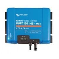 Regulador maximizador 45A y 12v/24/48v MPPT 150/45 Tr Victron