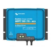 Regulador maximizador 70A y 12v/24/48v MPPT 150/70 MC4 Victron