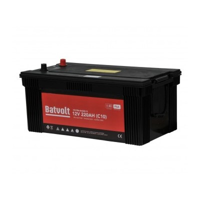Bateria monobloque  sellada sin mantenimiento 12v 250Ah (C100) BATVOLT