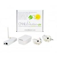 Sistema monotorización Intution PV 70a via Internet 2 pinzas(autoconsumo) OWL