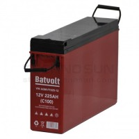 Bateria AGM 12V 225Ah (C100) BATVOLT