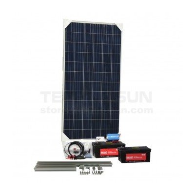 Kit aislada Solar Pack OGP04 175W 24V ELECSUN