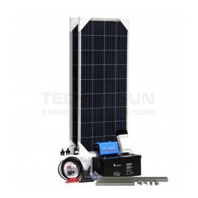 Kit aislada Solar Pack OGP05 300W 12V ELECSUN