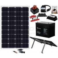 Kit aislada Solar Pack OGP02 500W 12V  ELECSUN