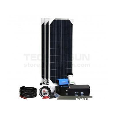 Kit aislada Solar Pack OGP06 400W 12V ELECSUN