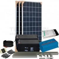Kit aislada Solar Pack OGP07 800W 24V ELECSUN