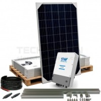 Kit piscinas SolarPack Pool series 02 hasta 61/92   m3 1CV   PROBISOL