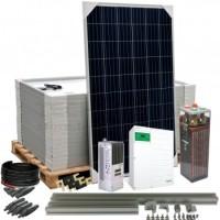 Kit aislada Solar Pack OGP18 5,5 kW 48v 23,4 kW/dia SCHNEIDER