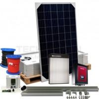 Kit aislada Solar Pack SCP01 2,4 kW 15,6 kW/dia INGETEAM