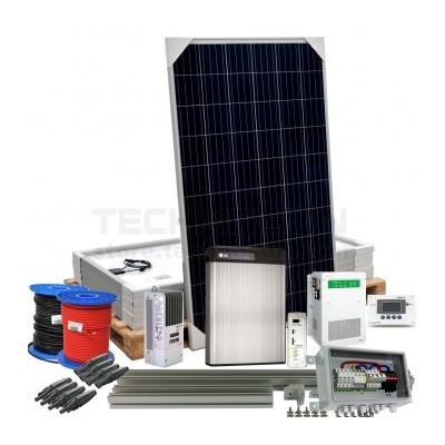 Kit aislada Solar Pack SCP03 4 kWSE4048 SCHNEIDER