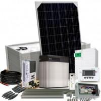 Kit aislada Solar Pack SCP034 6,8 kW XW+8548 SCHNEIDER