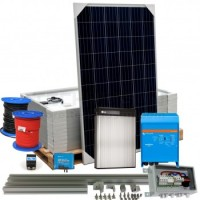 Kit aislada Solar Pack SCP02 3 kW VICTRON