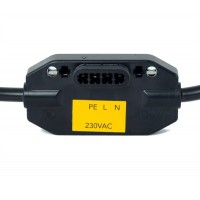 Cable principal 230V, conector vertical - ENPHASE