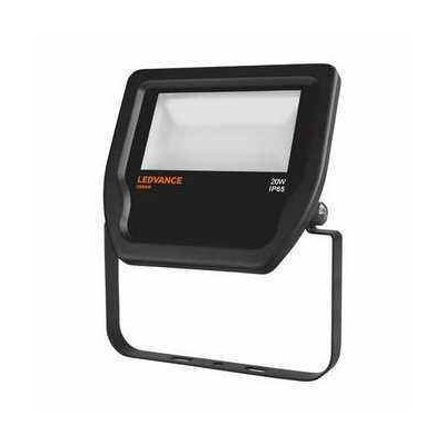 PROYECTOR LED FLOODLIGHT 20W 3000K NEGRO IP65 - LEDVANCE