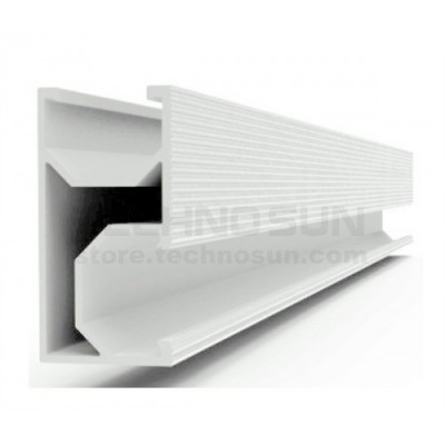 Carril de aluminio FV 3,15 m de PROBISOL