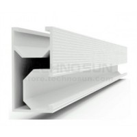 Carril de aluminio FV 1.05 m de PROBISOL