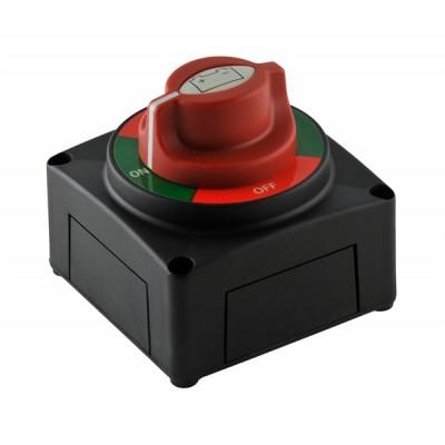 Desconectador baterías 600A 2 posiciones