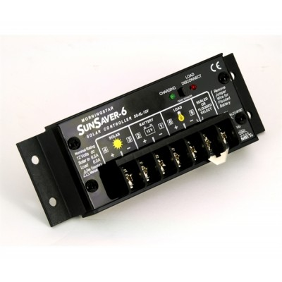 Regulador MORNINGSTAR 6A-12V LVD