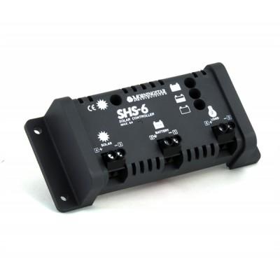 Regulador 6A-12V LVD SHS-6-MORNINGSTAR