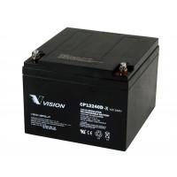 Bateria AGM 12V-24A(C10)VISION BATTERY