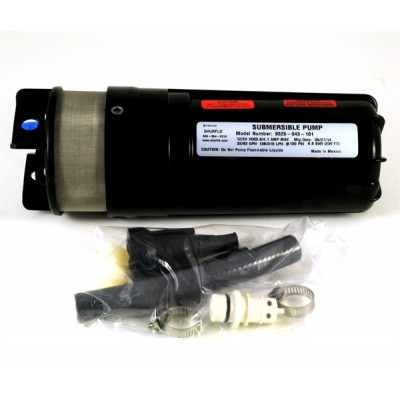 Bomba solar sumergible 9300 12/24V 70m