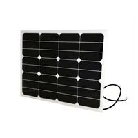 Módulo curvable 30W 12V Sunpower