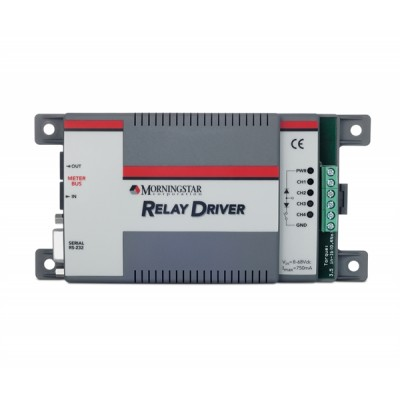 Arrancador de grupo electrogeno-Relay Driver-Morningstar