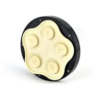 Kit membrana con excéntrica bomba presión 12V/24V/230V-AQUATEC