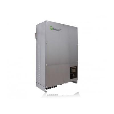 Inversor de conexión a red de 10kW,trifásico modelo 10000UE,GROWATT