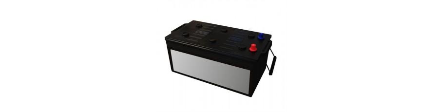 Baterias Vaso Abierto