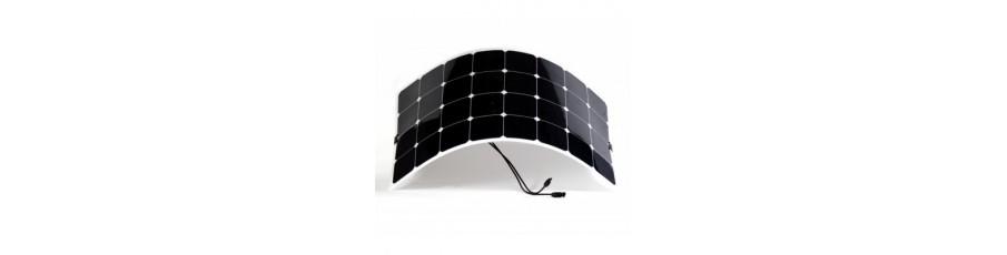 modulos solares curvables