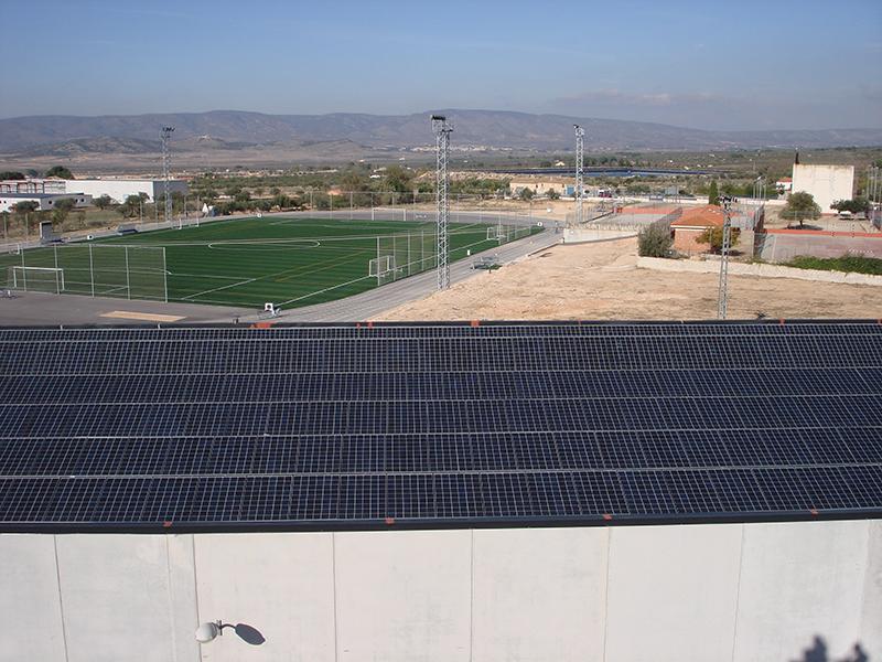 Energía fotovoltaica placas solares